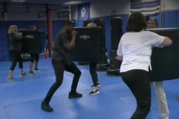Airline workers taking self-defense courses to deal with unruly passengers