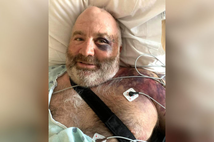 Wyoming rancher pinned under ATV survived on water and beer