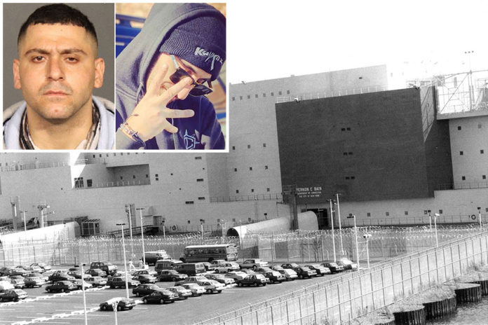 NYC gangster helped friend after escape from Rikers barge: feds