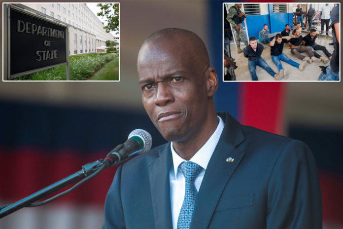 US may help in Haitian probe of president's assassination