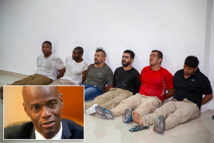 James Solages and Joseph Vincent say Haiti attack was planned for a month