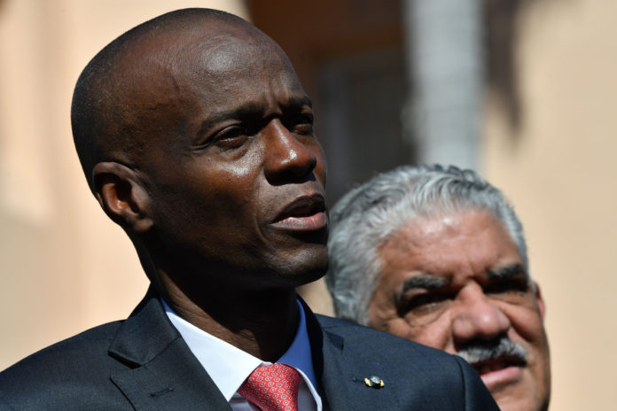 Florida doctor tied to assassination of Haitian president