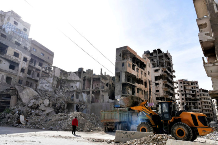 Germany charges Syrian doctor with crimes against humanity
