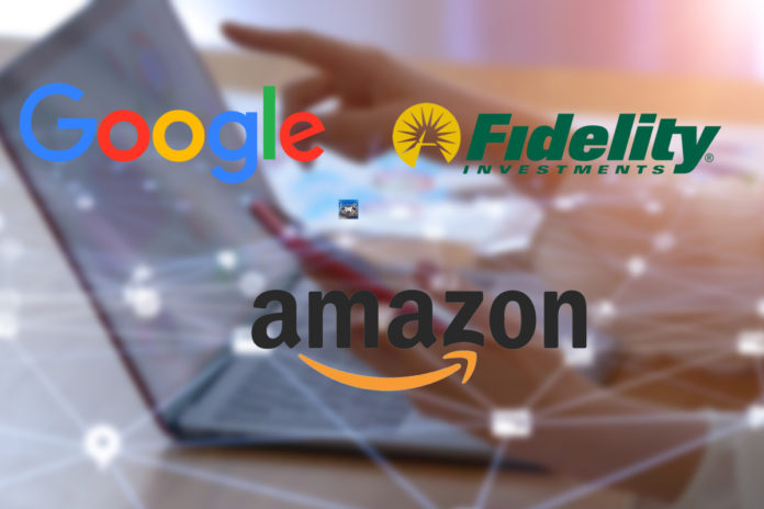 Sweeping internet outage hits Google, Fidelity, Amazon