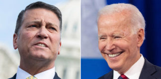 Rep. Ronny Jackson, ex-White House doc, predicts Biden will be forced to resign