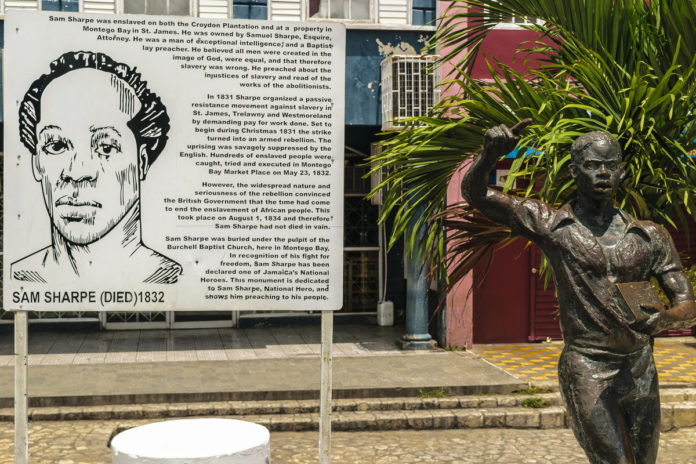 Jamaica to ask UK for billions in 'well overdue' reparations over slave trade
