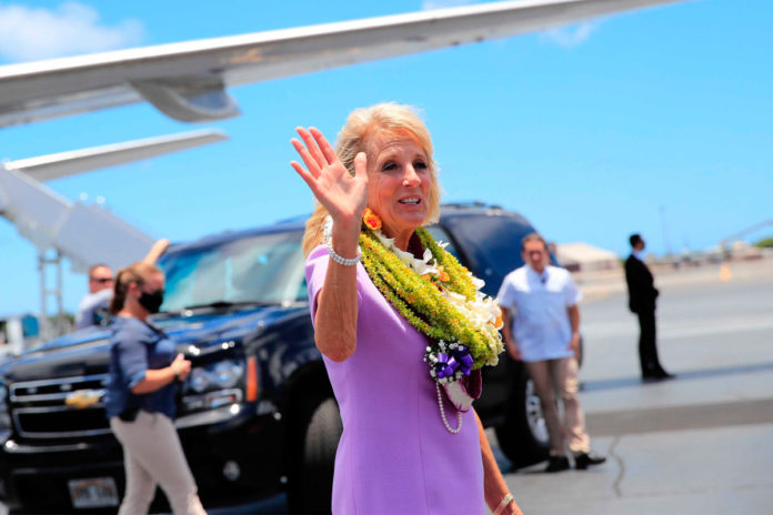 Jill Biden to undergo surgery to remove 'object' from foot