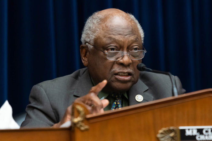 Jim Clyburn says Dems will lose House unless filibuster is squashed for election law