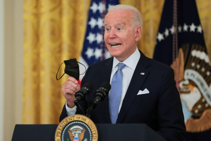 Biden orders fed workers to get COVID vaccine or submit to tests