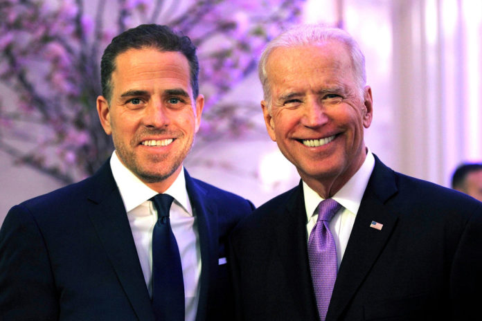 Emails show Hunter Biden lined up lucrative lobbying gig for then-Veep dad Joe