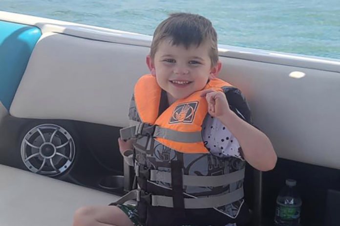 Cause of death revealed for boy, 4, found dead in toy chest