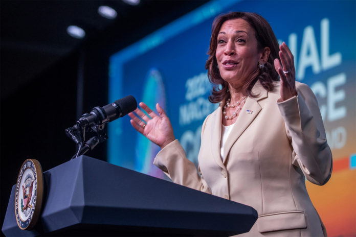 Kamala Harris slammed for saying voter-ID laws wouldn't work for rural voters