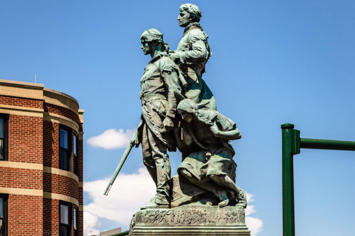 Charlottesville takes down Sacagawea statue after Confederate removals