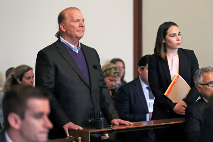 Mario Batali and ex-partner to pay $600K in sex-harass case