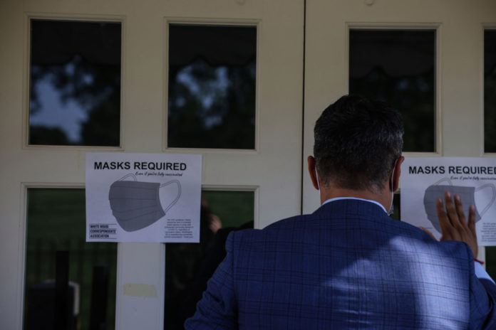 Capitol Police to arrest House staff who break mask mandate