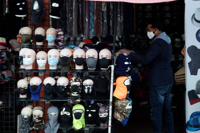 Mask sales sharply rise amid surging cases of Delta variant
