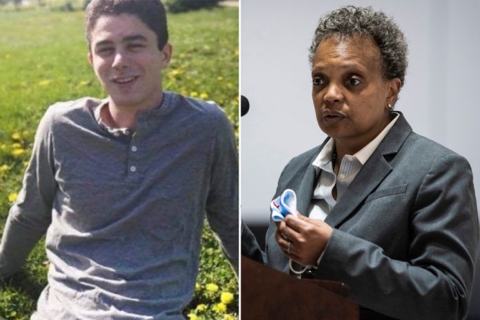 Chicago student rips Lori Lightfoot's 'lie' after classmate death