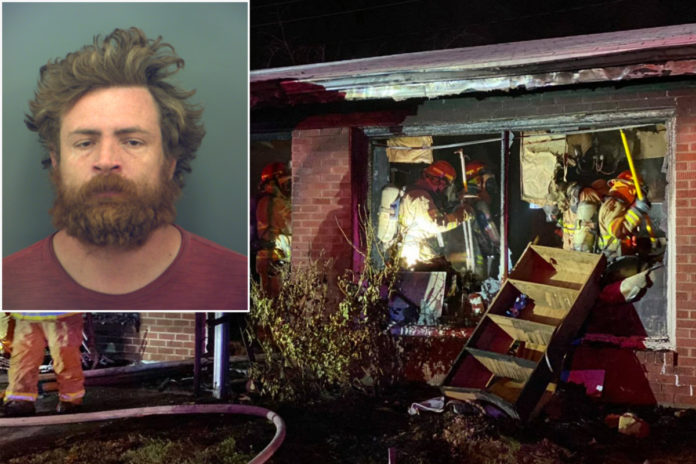 Man accused of setting deadly fire because relatives didn't follow Bible
