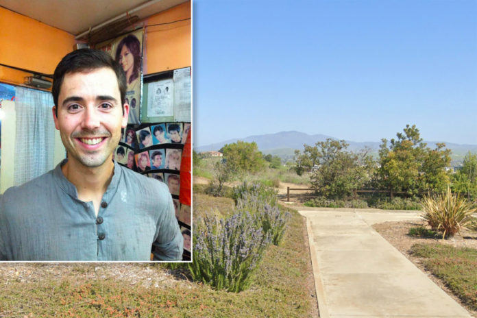 Search underway for missing runner in California