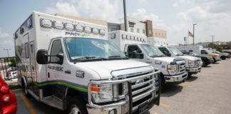Hospital morgues fill as death count climbs in Missouri
