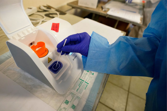 Missouri lab detected Delta variant in wastewater weeks before first case was reported
