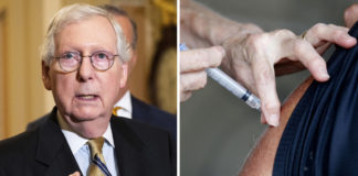 McConnell to run pro-vaccine ads to combat misinformation