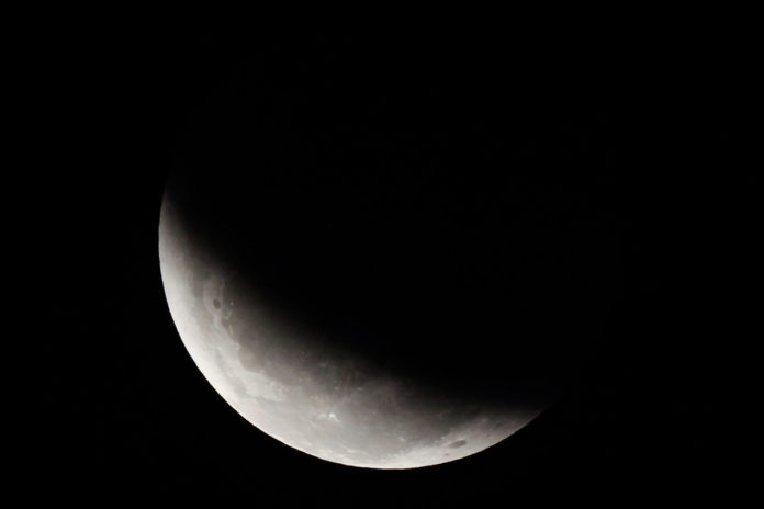 Moon 'wobble', climate change will create record floods: study