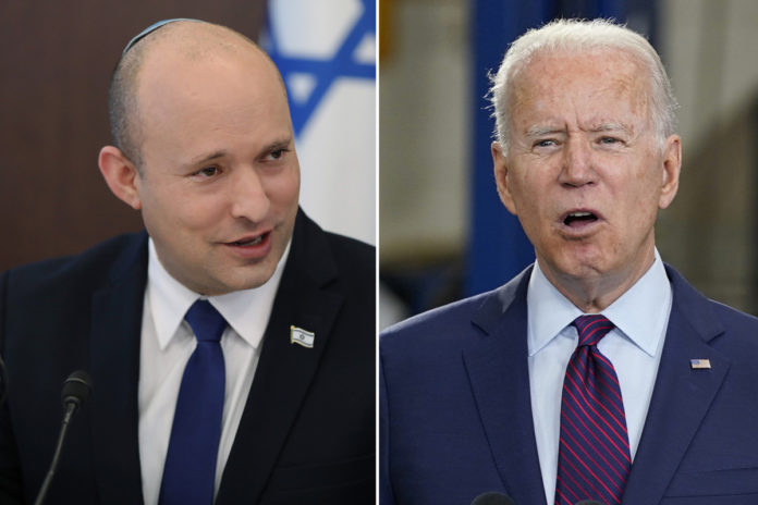 Israel urges visiting US lawmakers to oppose reviving Iran-nuclear deal