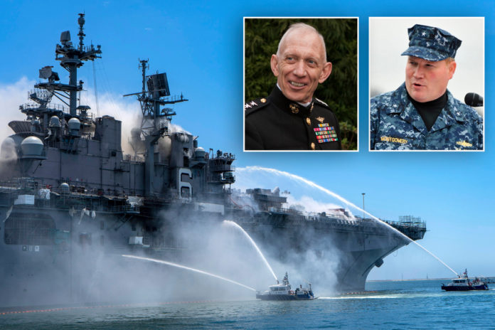 Navy more focused on diversity than China: report
