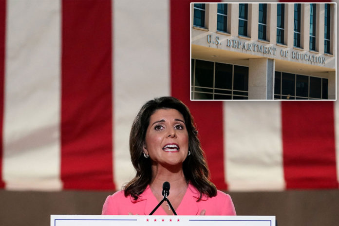 Nikki Haley blasts CRT, says gov must refuse funds for it