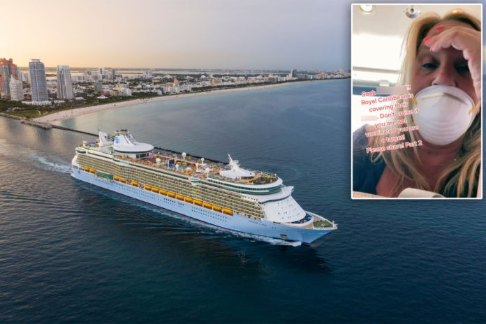 NYC woman booted from Royal Caribbean cruise after testing positive for COVID