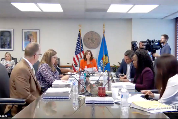 Oklahoma ed board approves crackdown on teaching critical race theory