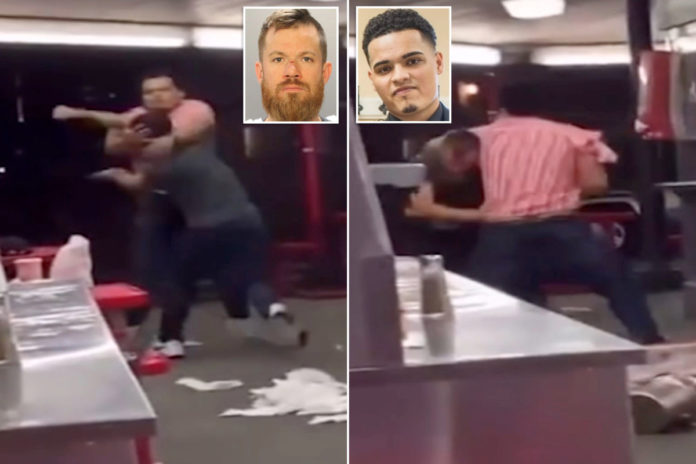 Fight at Philly cheesesteak shop led to fatal shooting: video