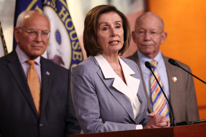 Nancy Pelosi rejects Trump allies from Jan. 6 Capitol riot panel