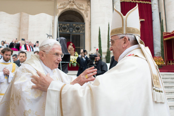 Pope Francis reverses Benedict, reimposes restrictions on Latin Mass