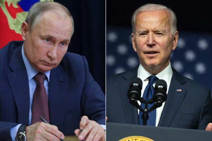 Biden tells Putin to take action against cybercriminals after hackings