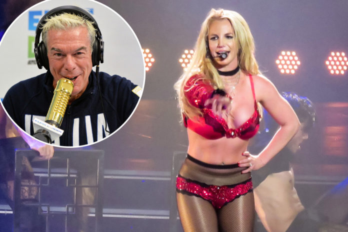 Britney Spears music dominates radio waves as DJs show solidarity