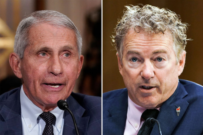 Rand Paul says researchers 'afraid to speak out' against Fauci