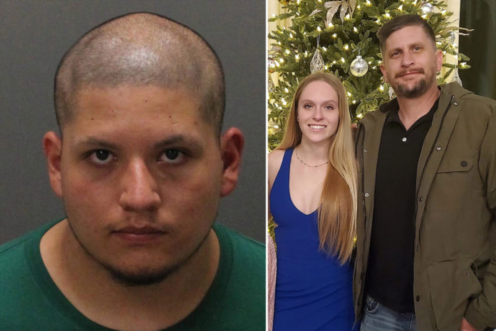 Dad of California 'Purge' screening victim confronts her alleged killer in court