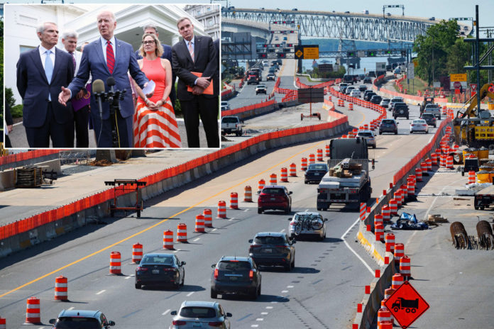 Senate looks to vote on infrastructure as soon as July 19