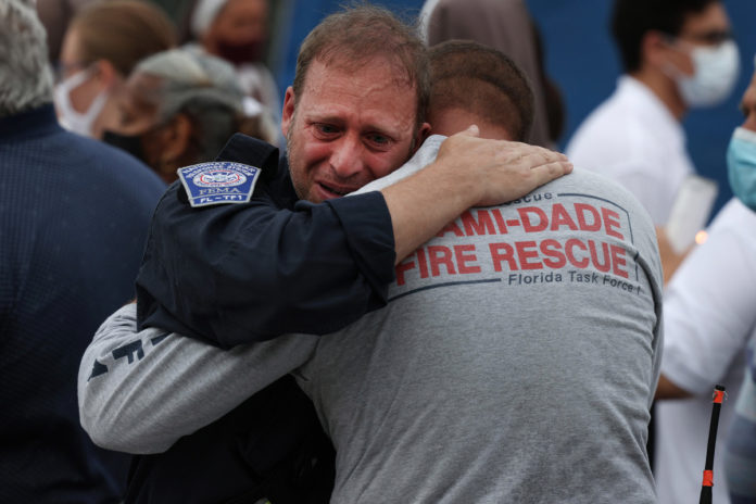 Florida building collapse death toll rises to 60 with 35 victims ID'd