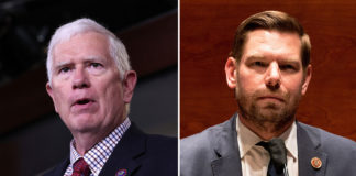 Mo Brooks' Jan. 6 Capitol riot defense will not be supported by DOJ