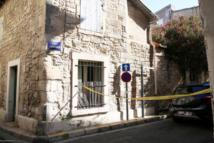 French police fatally shoot man suspected of beheading teen
