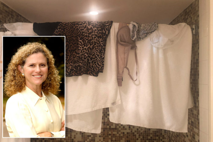 Texas lawmaker mocked for posting photo of her lingerie during DC trip