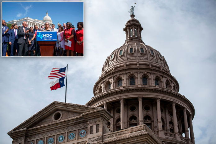 Texas House Speaker calls on runaway Dems to give up their per diem