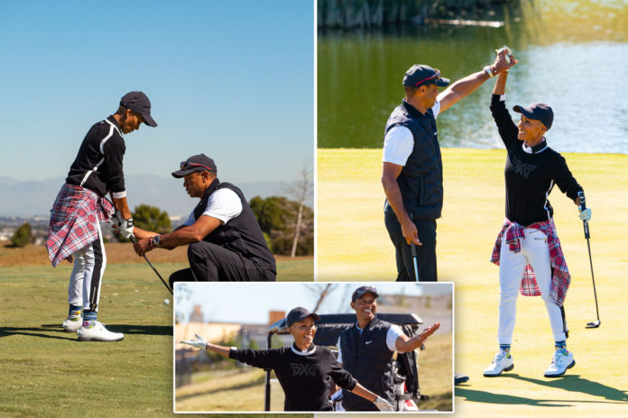 Tiger Woods talks golf, life in video shot day before crash