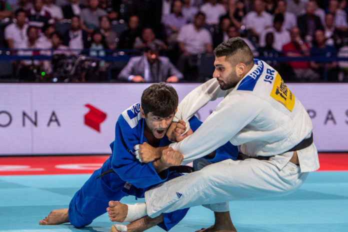 Second Olympian drops out of judo before facing Israeli