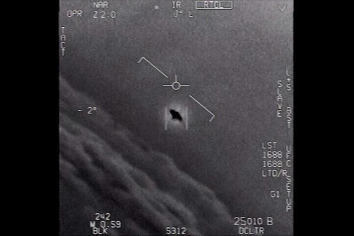 Secret UFO report only 17 pages long