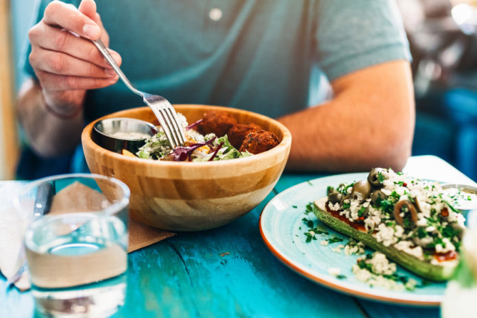 Berkley offers vegan meals, looks to cut meat and dairy by 50 percent