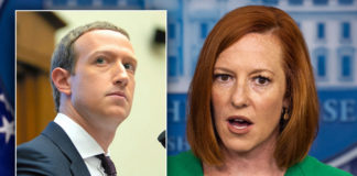 White House in touch with Facebook to push true 'narratives'